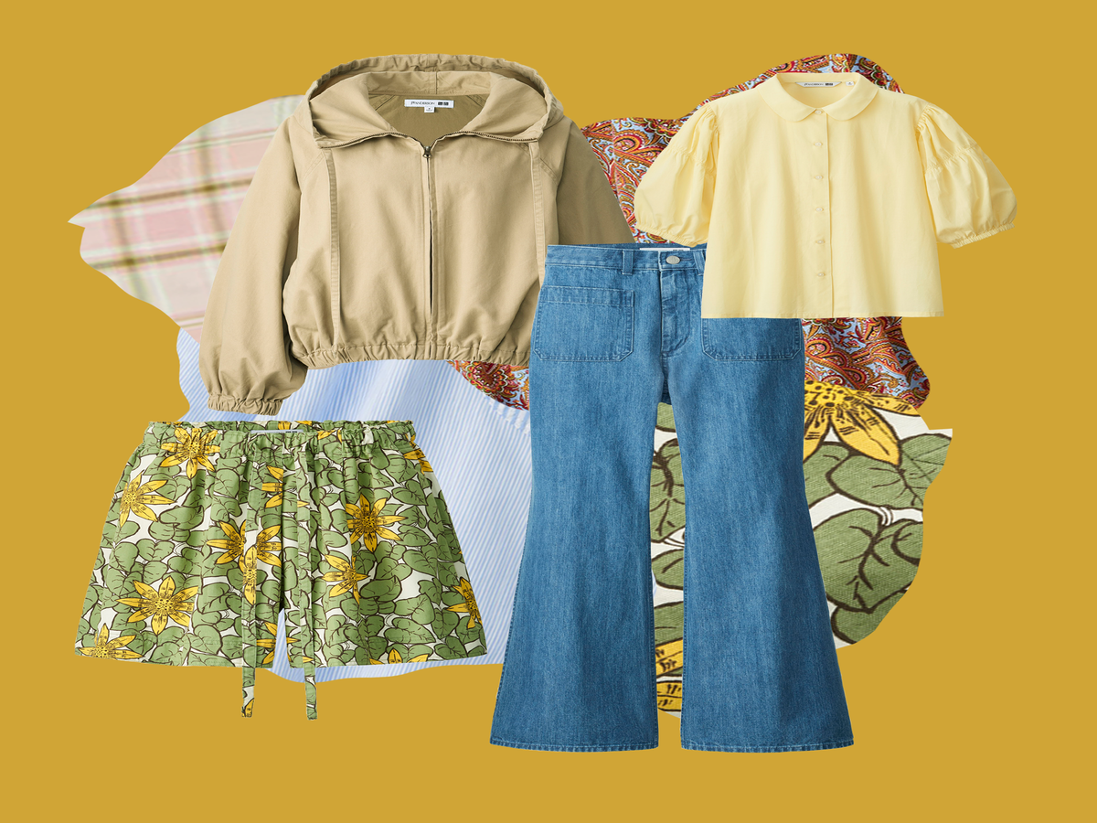 How We re Styling JW Anderson s Super Summery Uniqlo Collab