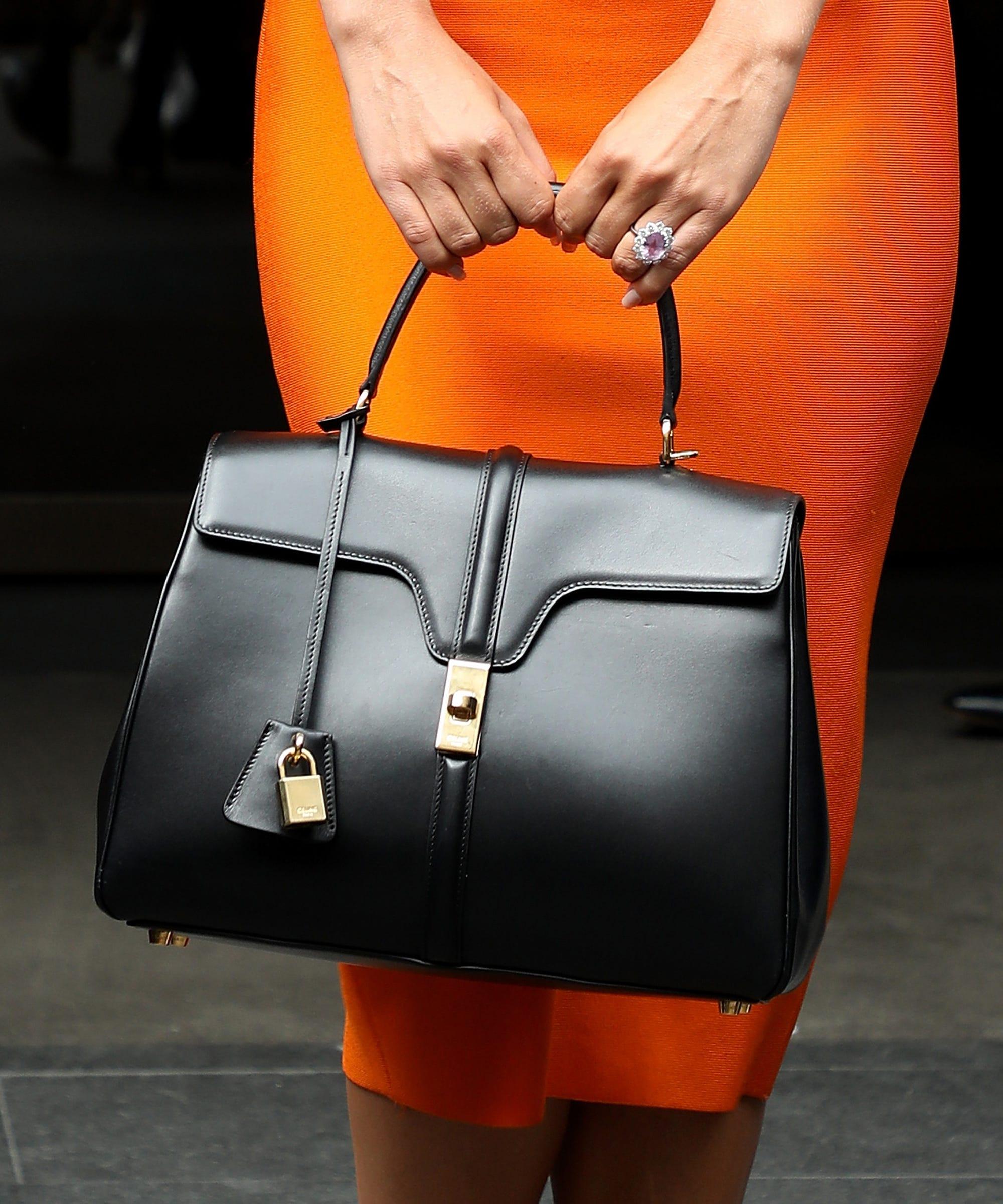 Lady Gaga Carries First Hedi Slimane Celine Bag 690d998fc4