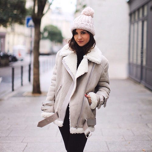 48971443ffd4cf Beanie Outfit Ideas - Winter Hat Style Tips