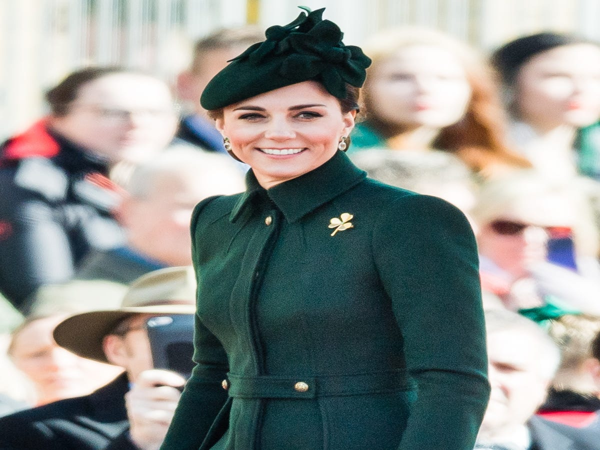 Kate Middleton s Stylist Natasha Archer Was Awarded A Huge Honor