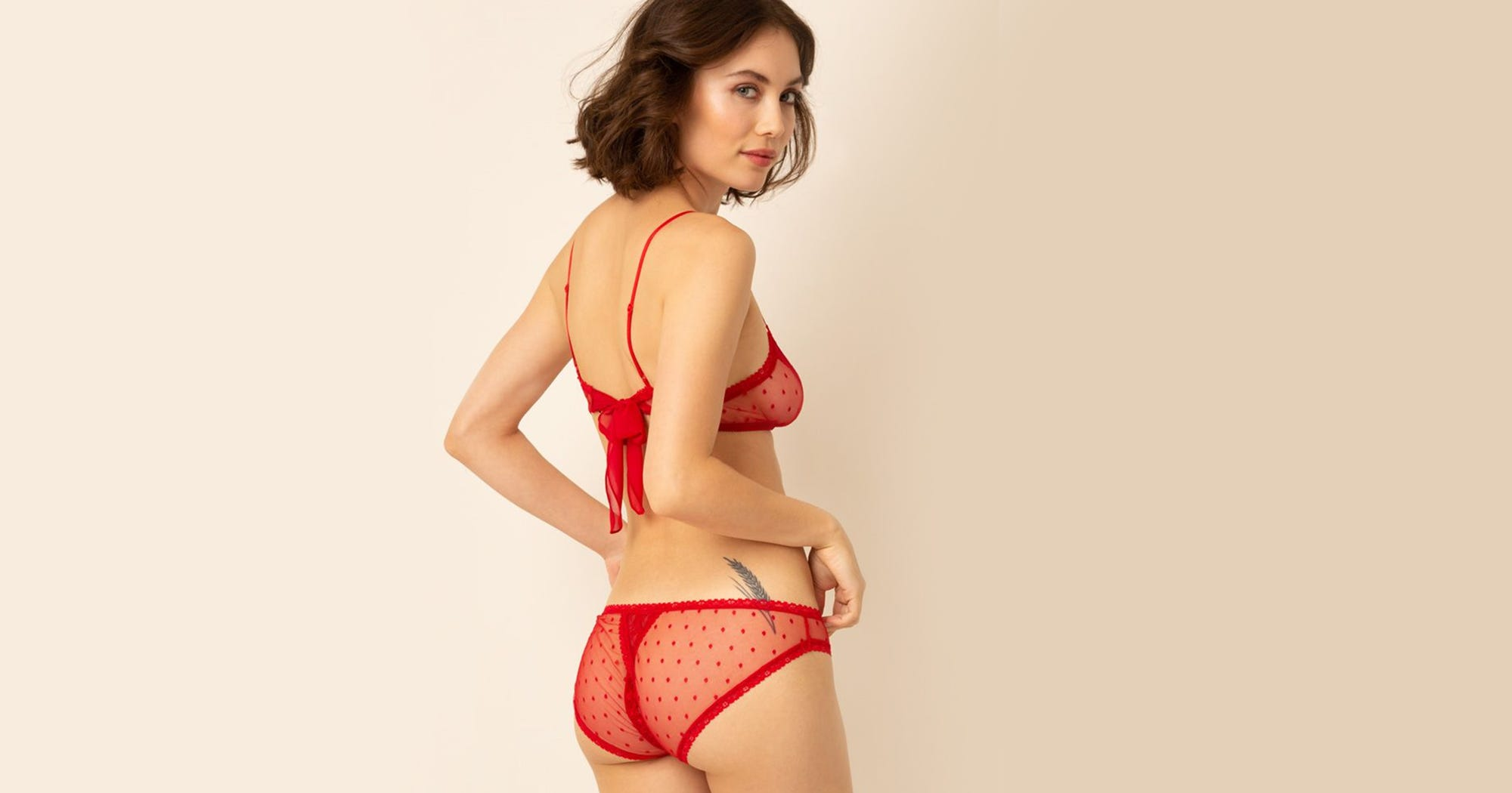 Red Hot Lingerie To Buy Just In Time For Valentine's Day