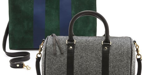 Getaway Plan: 10 So-Chic Clare Vivier Bags For Your Next Weekend Escape