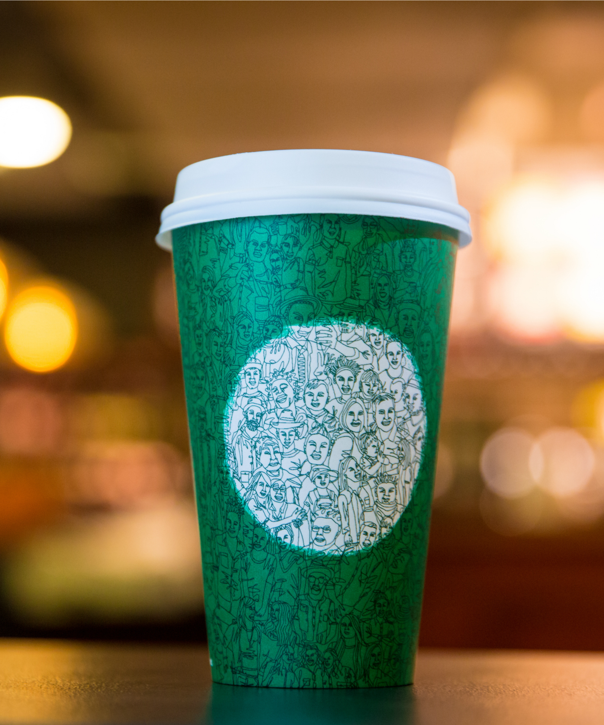 Stephen Colbert Starbucks Holiday Cup Controversy