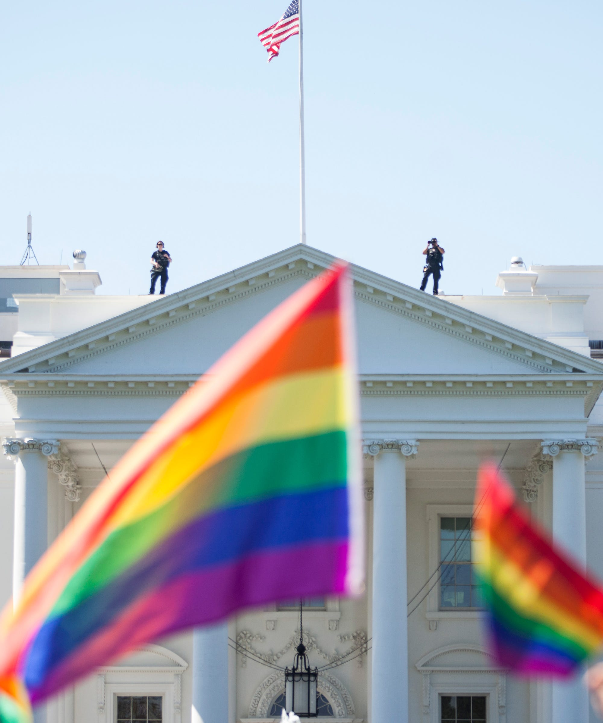 The House Just Passed A Bill To Protect LGBTQ+ Workplace Rights