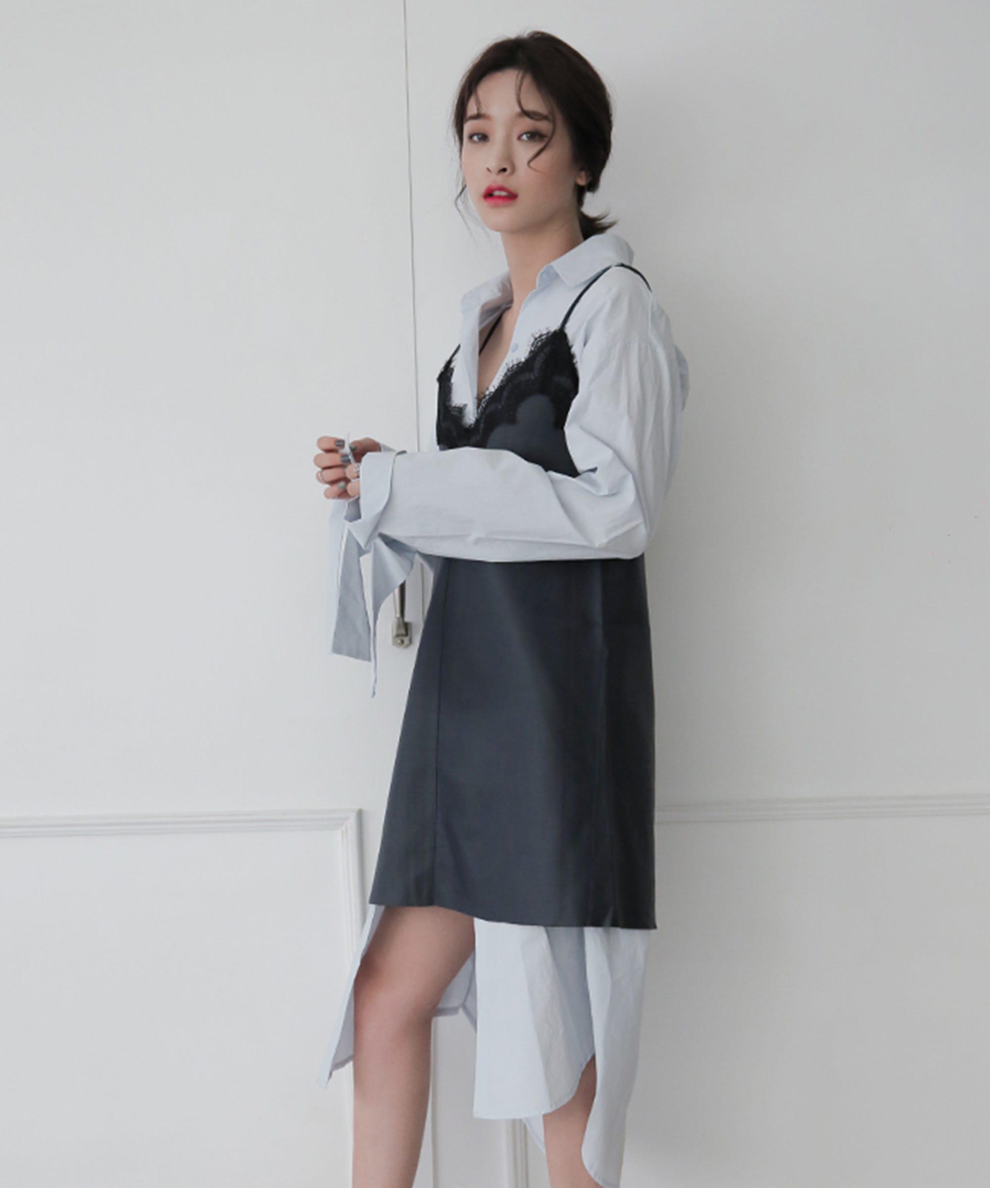 c4126f6c3fb Korean Fashion Stylenanda Outfits Fishnets Corset Belt