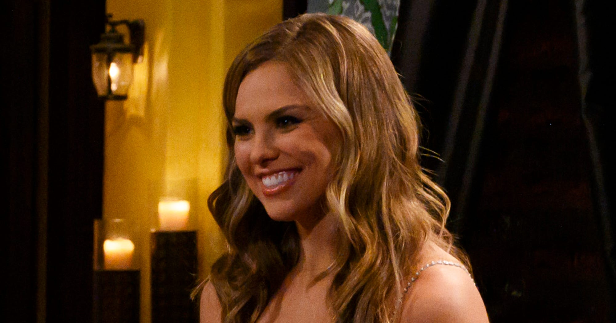 Hannah Brown Wore $525 Worth Of Makeup For Her 'Bachelorette' Premiere