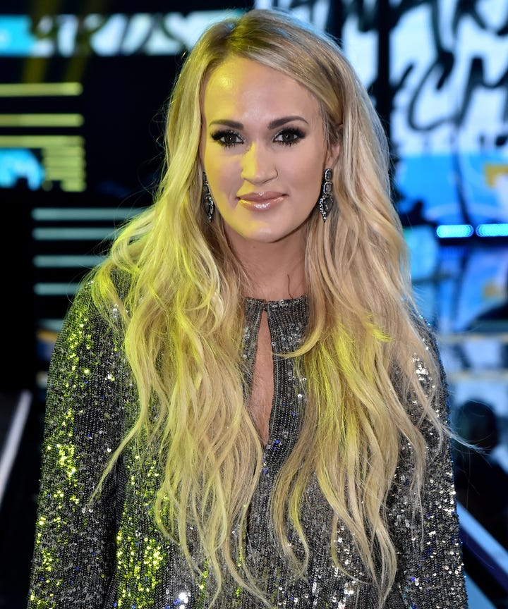 Carrie Underwood Had Three Miscarriages