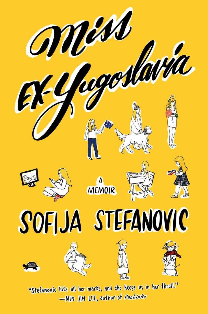 Miss Ex Yugoslavia By Sofija Stefanovic Out April 17