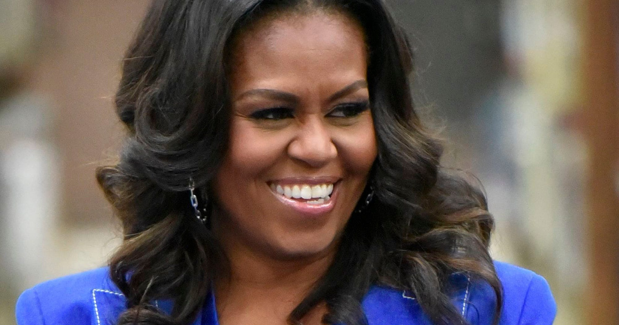 Michelle Obama Shows Off Her Natural Curls On The Cover Of Essence