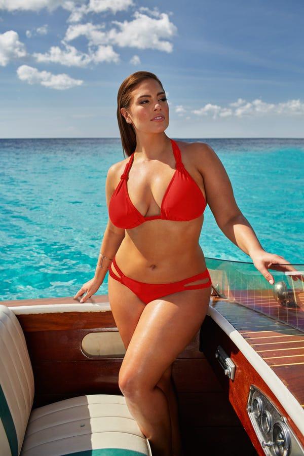 794814506b9 Ashley Graham Swimsuitsforall Plus Size Swim Collection