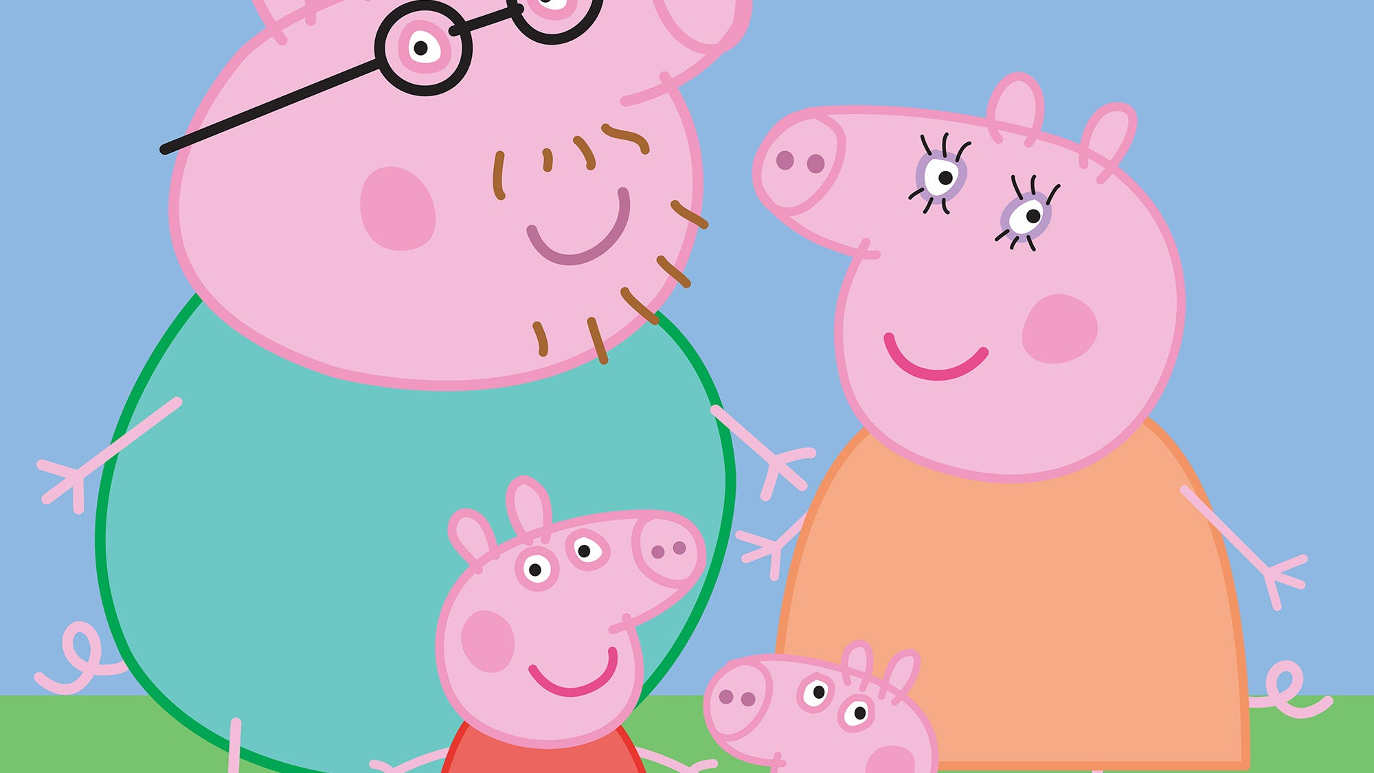 A Guide To The Music Icon Breaking The Internet Peppa Pig