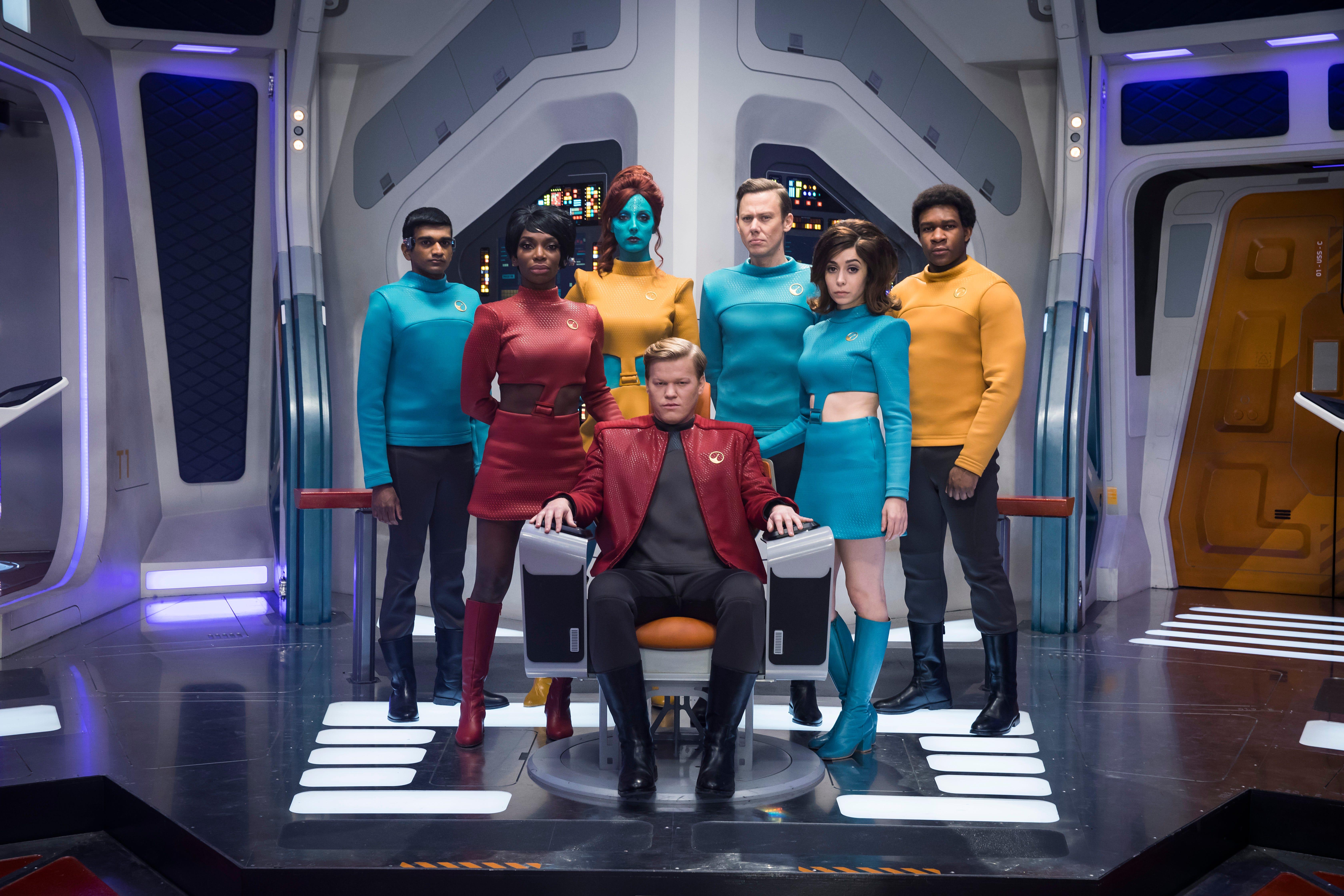 Black Mirror Season 4 Episode Summaries Guide 2017