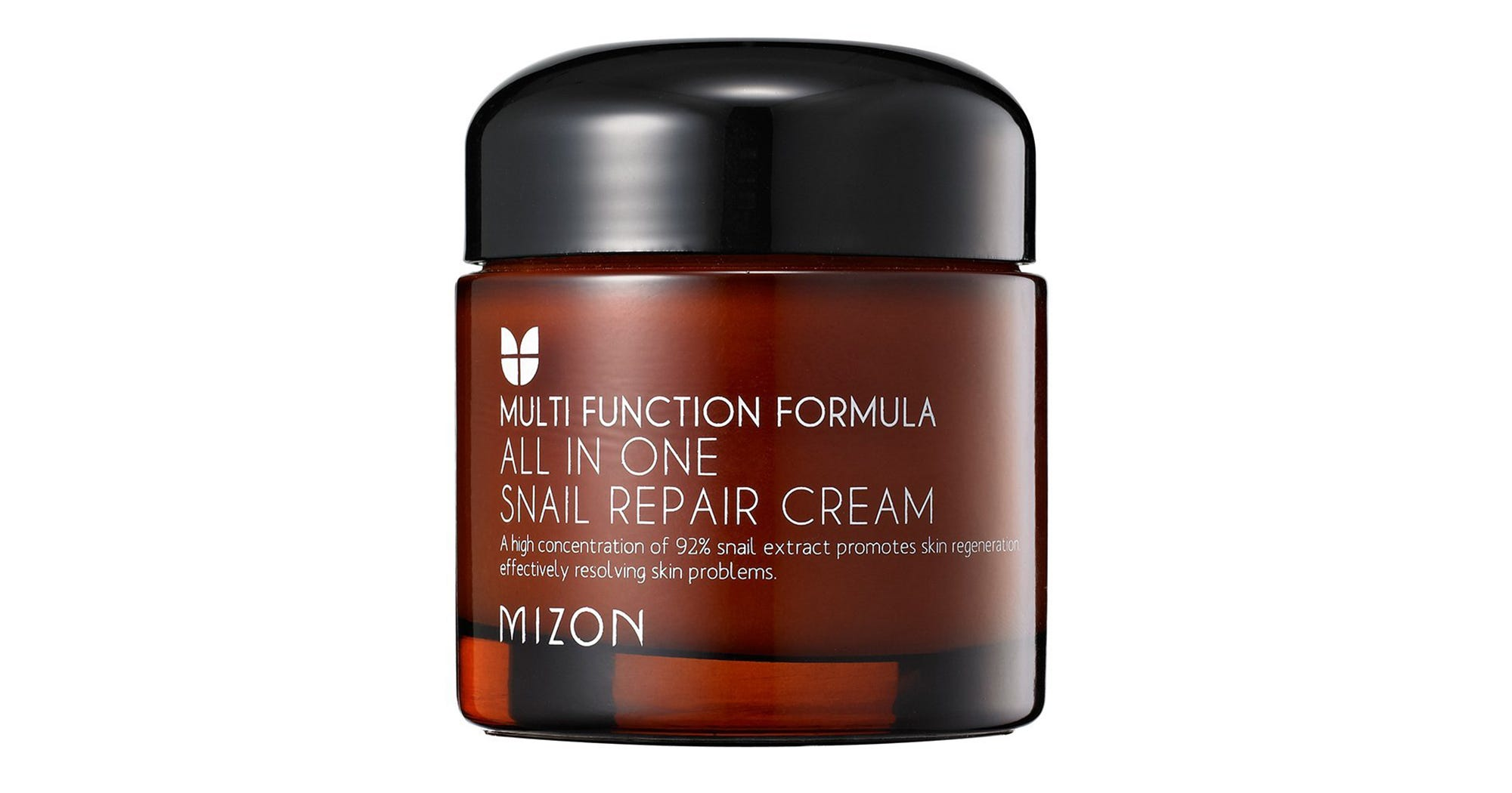 Mizon Snail Repair Cream Is Great For Acne Scars