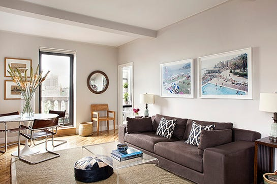 NYC Interior Designers Favorite Apartments Beauteous Nyc Apartment Interior Design