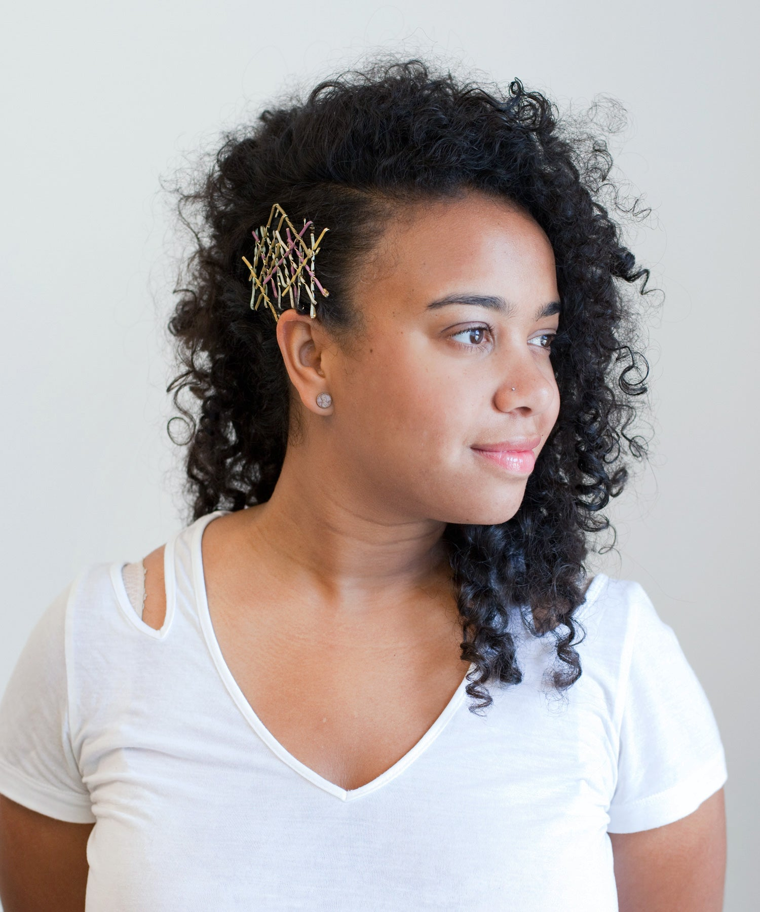 How To Hairstyles Learn How To Style Your Own Hair Using Bobby Pins