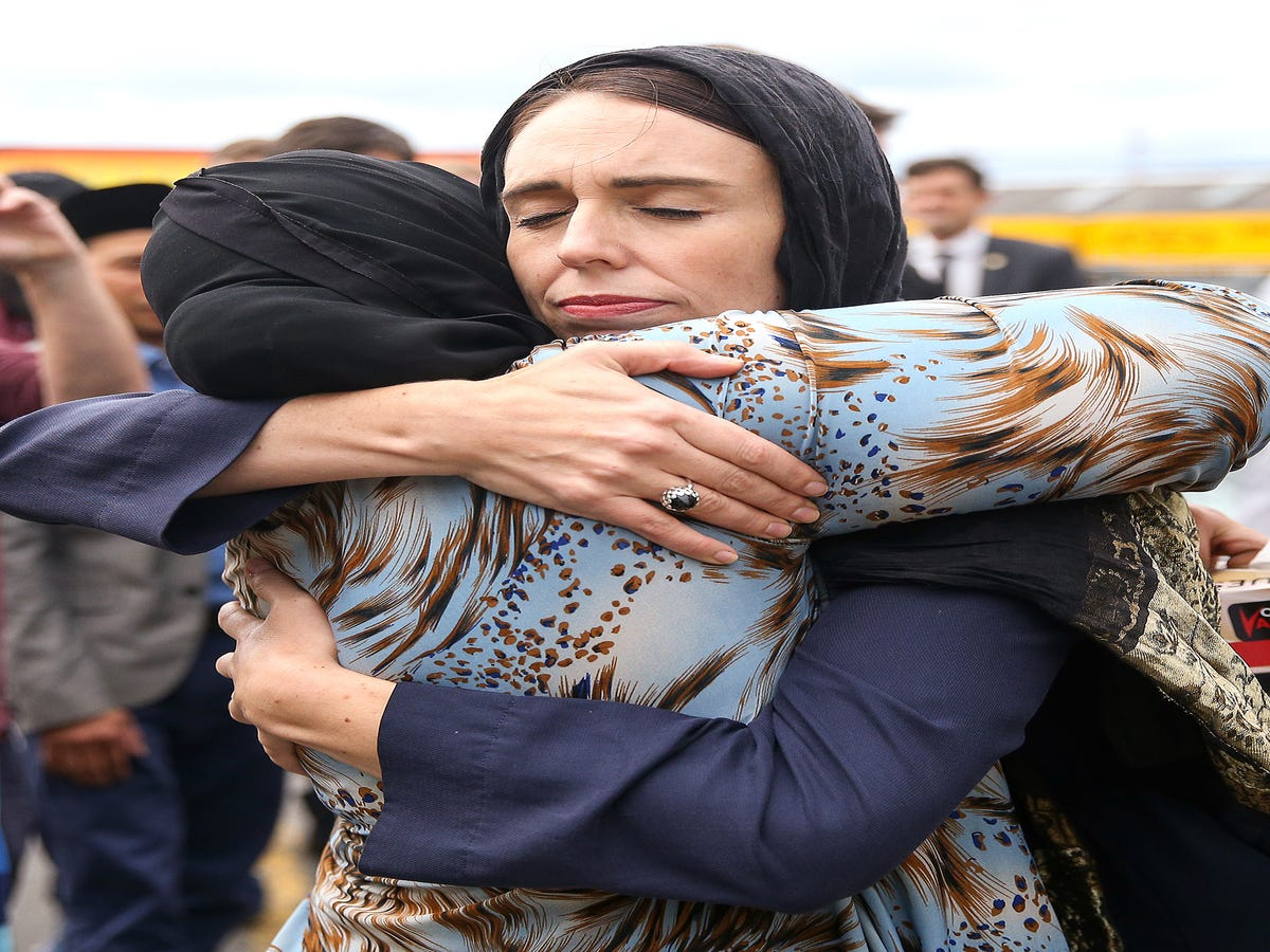 Jacinda Ardern s Extraordinary Display Of Leadership After The New Zealand Shootings