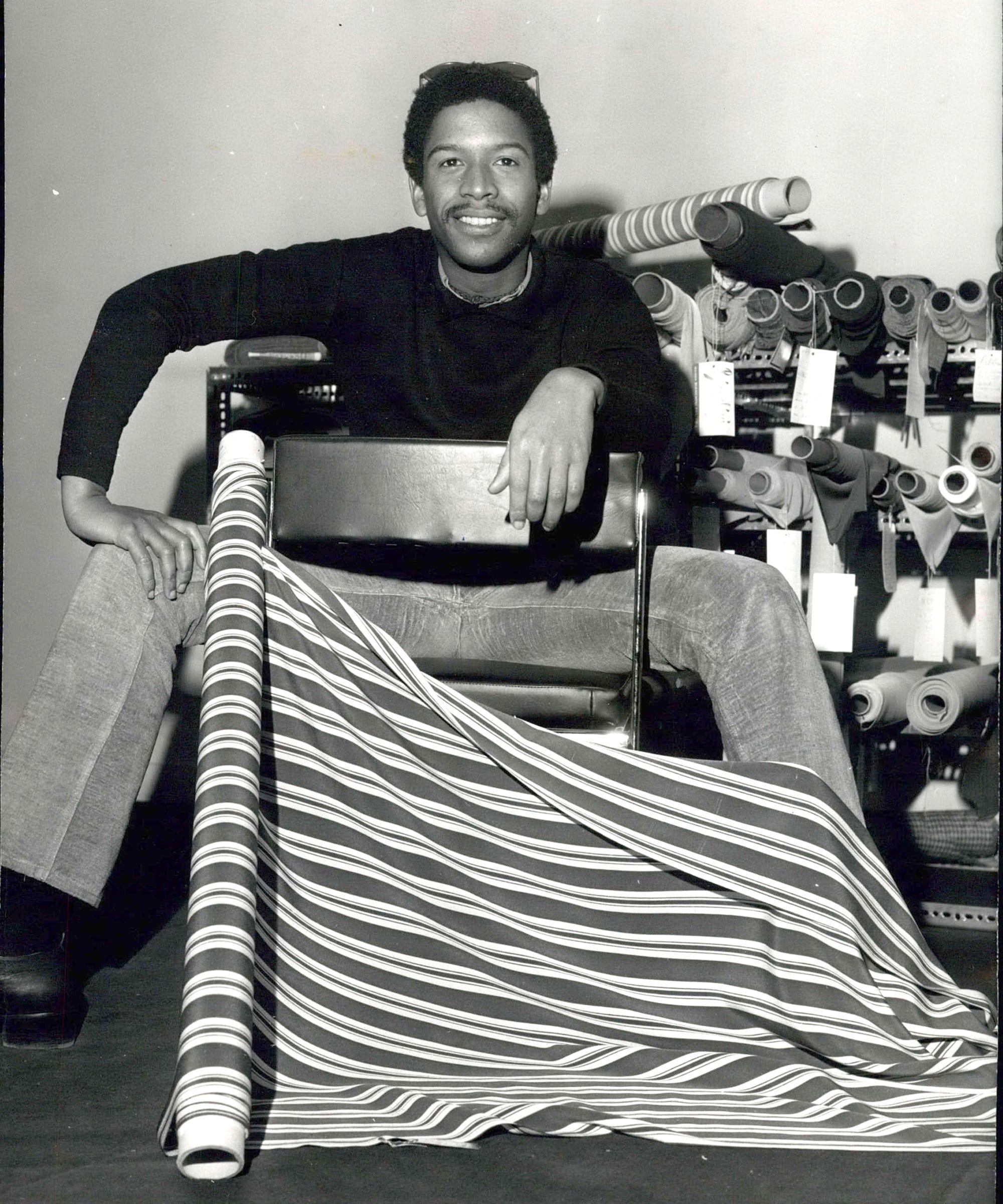 fad13ee62bc Black Fashion Designers - History Dapper Dan Jay Jaxon