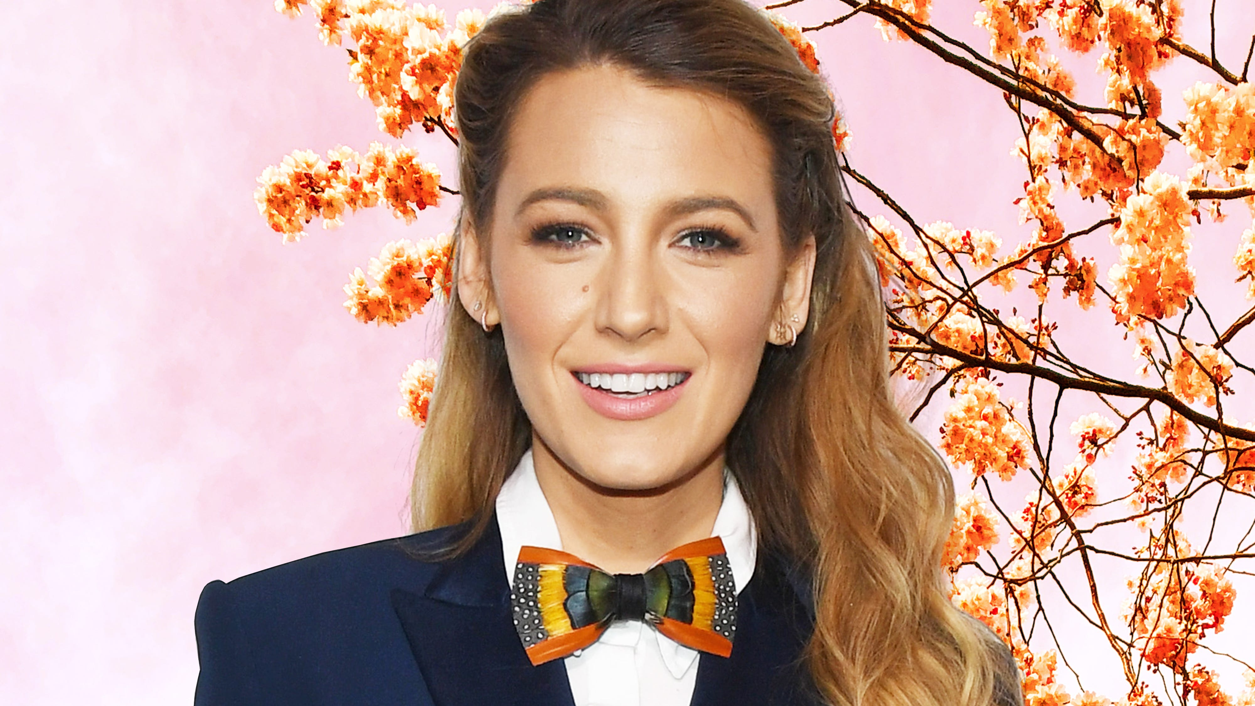 Blake Livelys Go To Hairstylist Shares His Secrets