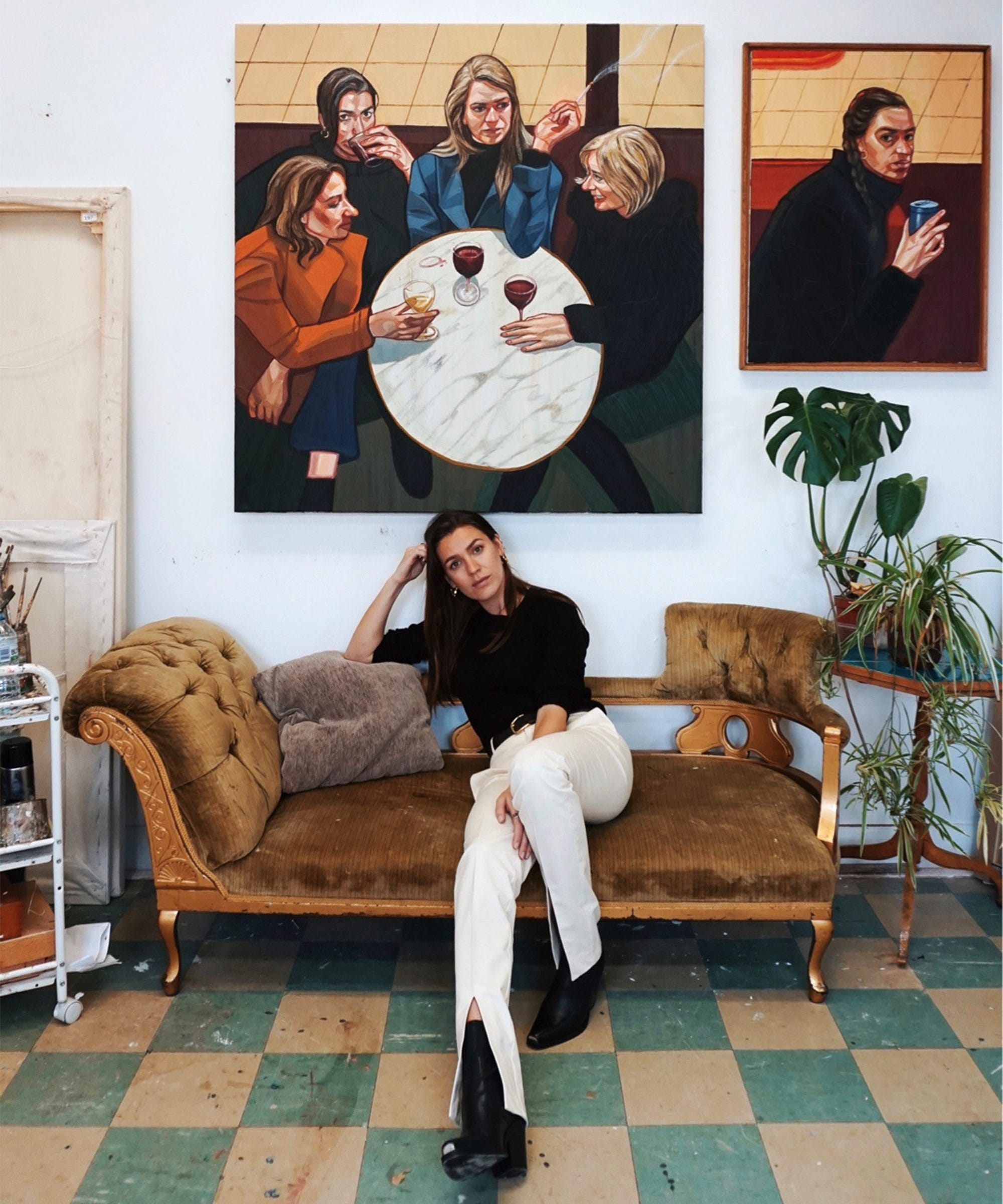 These Incredible Portraits Show Millennial Women In The Coolest Light