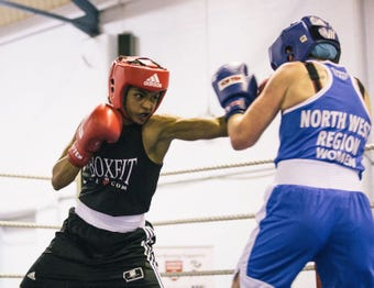 Ramla Ali Female Boxer