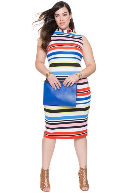 60a925e716a7 Warm Weather Looks Curvy Girls Will Love 2016