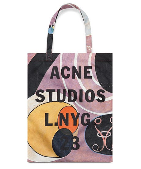 Acne Studios  Latest Collection Is A Lesson In Art History 0d85f3a53f7
