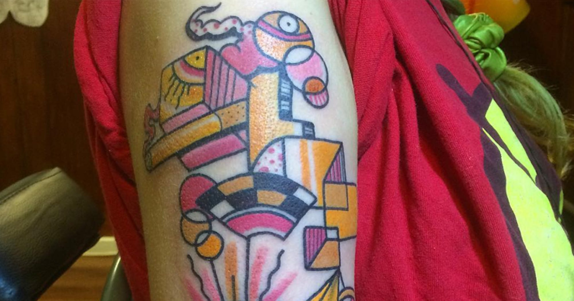 The Latest Tattoo Trend Deserves A Spot In The MoMA
