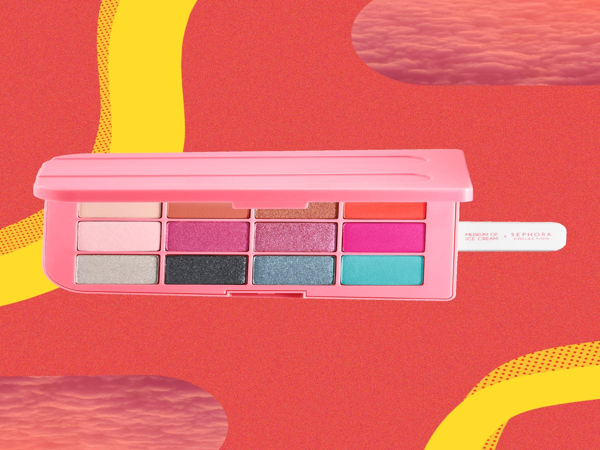 Sweet! Sephora Launched An Ice Cream-Inspired Makeup Collab