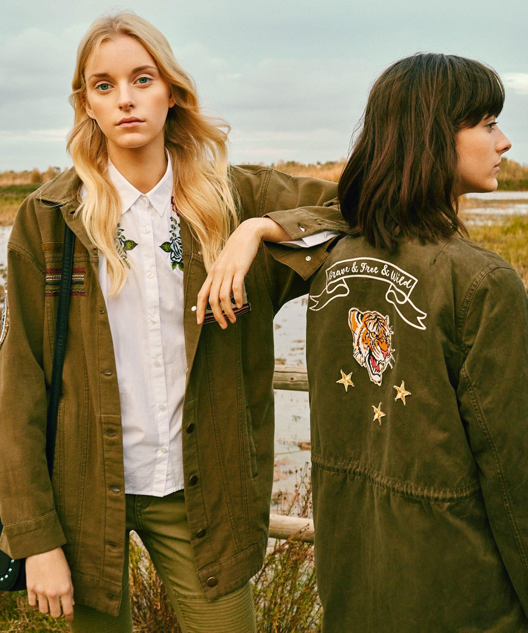 pics Zara's Little Sister Lefties Goes Bohemian In Spring 2019