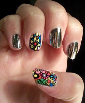 Art for your fingers in nyc where to go amazing nail art the 5 best spots to score fun fingertips prinsesfo Image collections