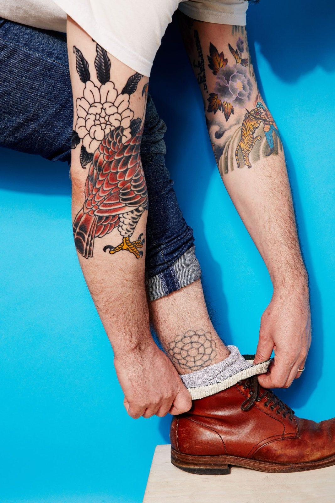 Coolest Tattoos Body Art Design Ideas Photos