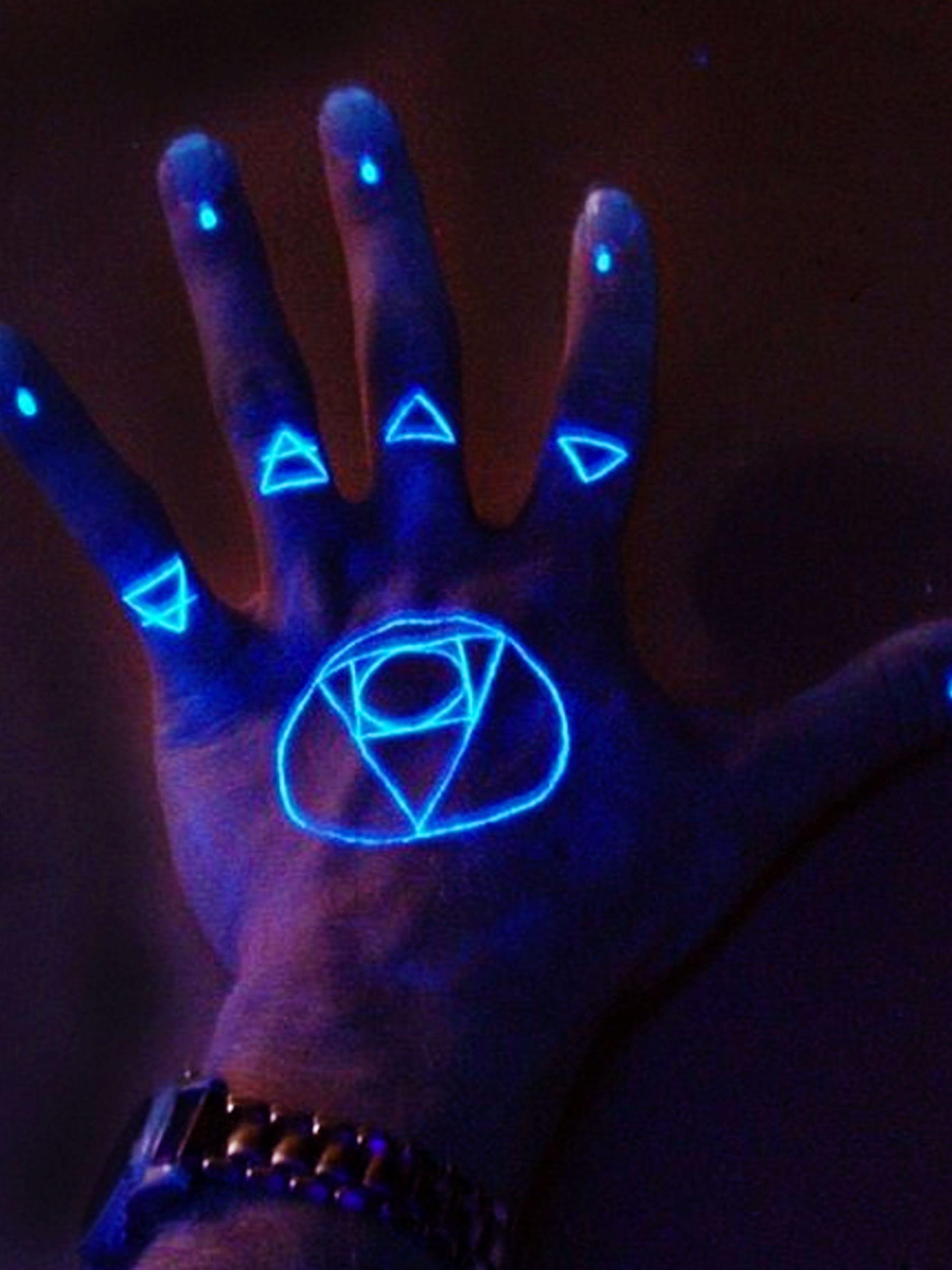 UV Tattoos Glow In The Dark Best Photos