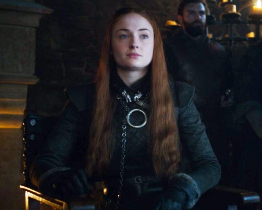 Thrones Sansa Game Meaning Stark Of Necklace Stormborn lKcF1TJ