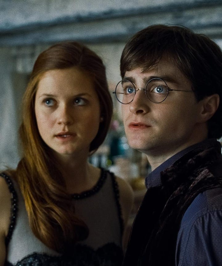 harry potter ginny weasley love potion fan theory