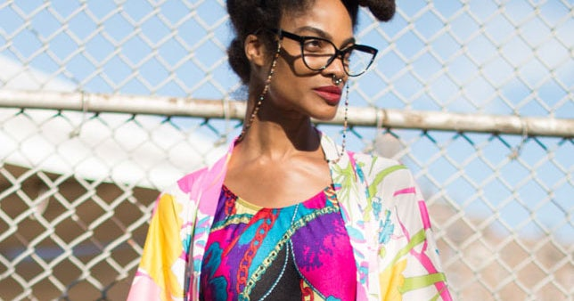 20 Endlessly Inspiring Looks From Afropunk