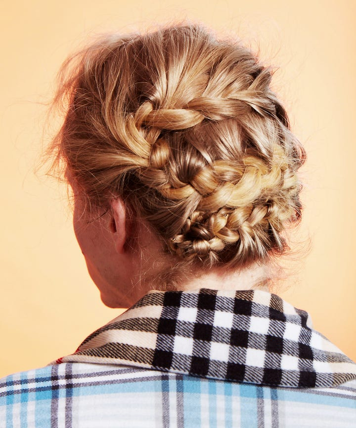 How To Do An Updo Holiday Party Hairstyles