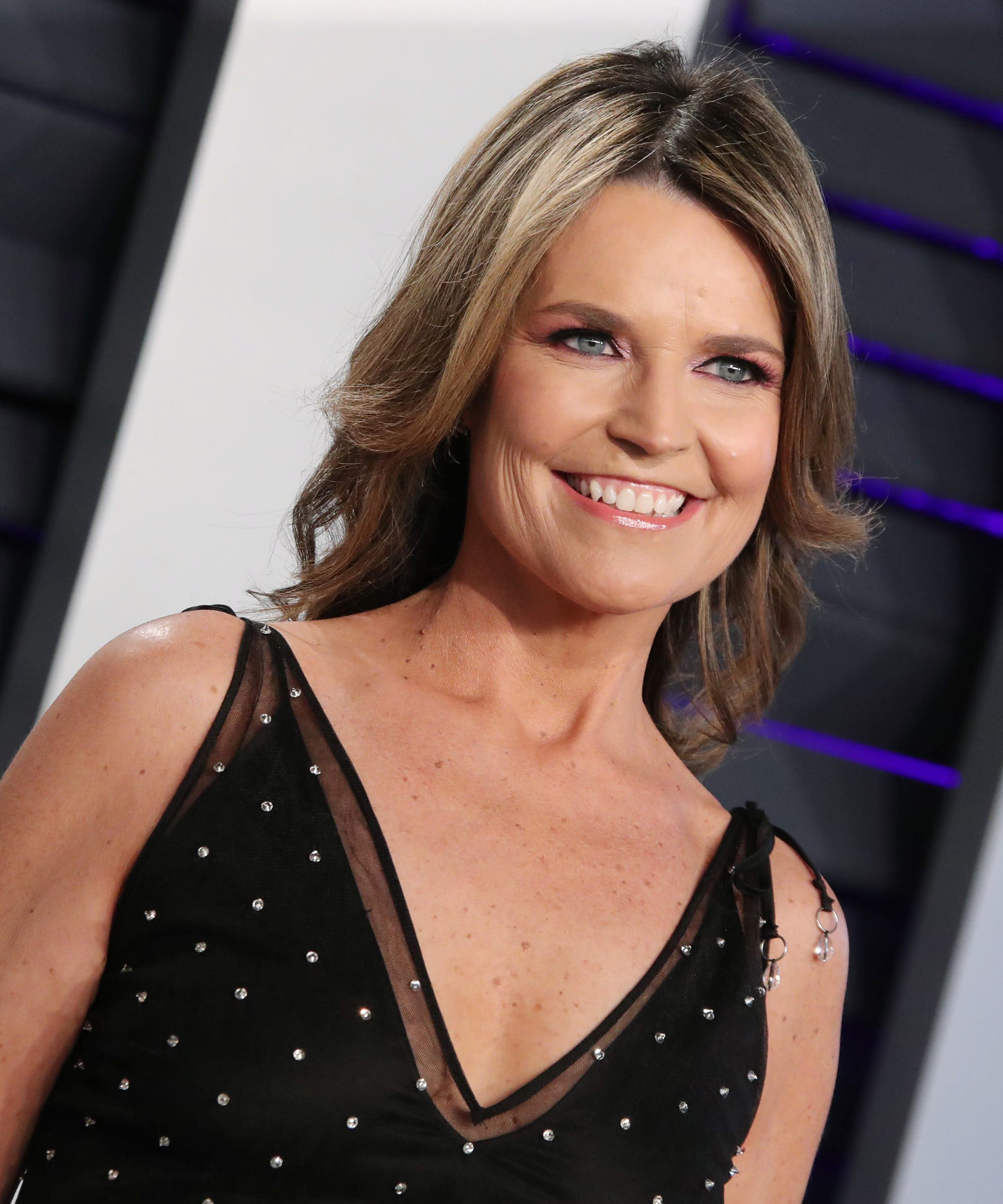 Savannah Guthrie Had Second Child Through IVF