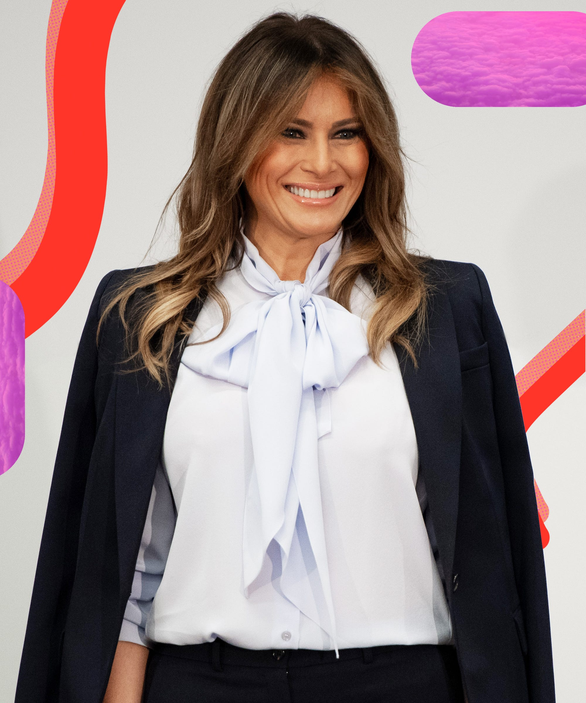 Melania Trump Hair Stylist Reveals FLOTUS Hair Secrets