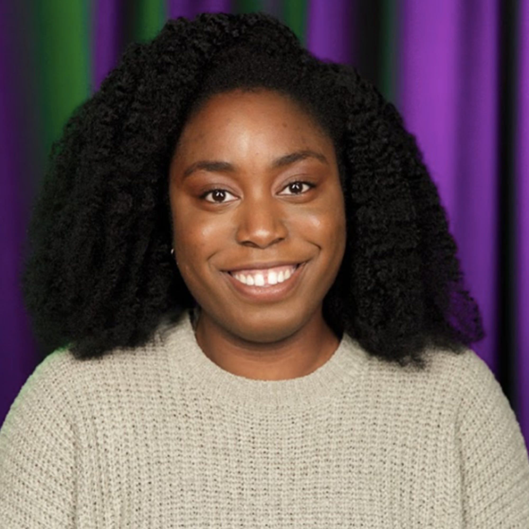 Meet The Google News Initiative Fellows: Ashley Omoma