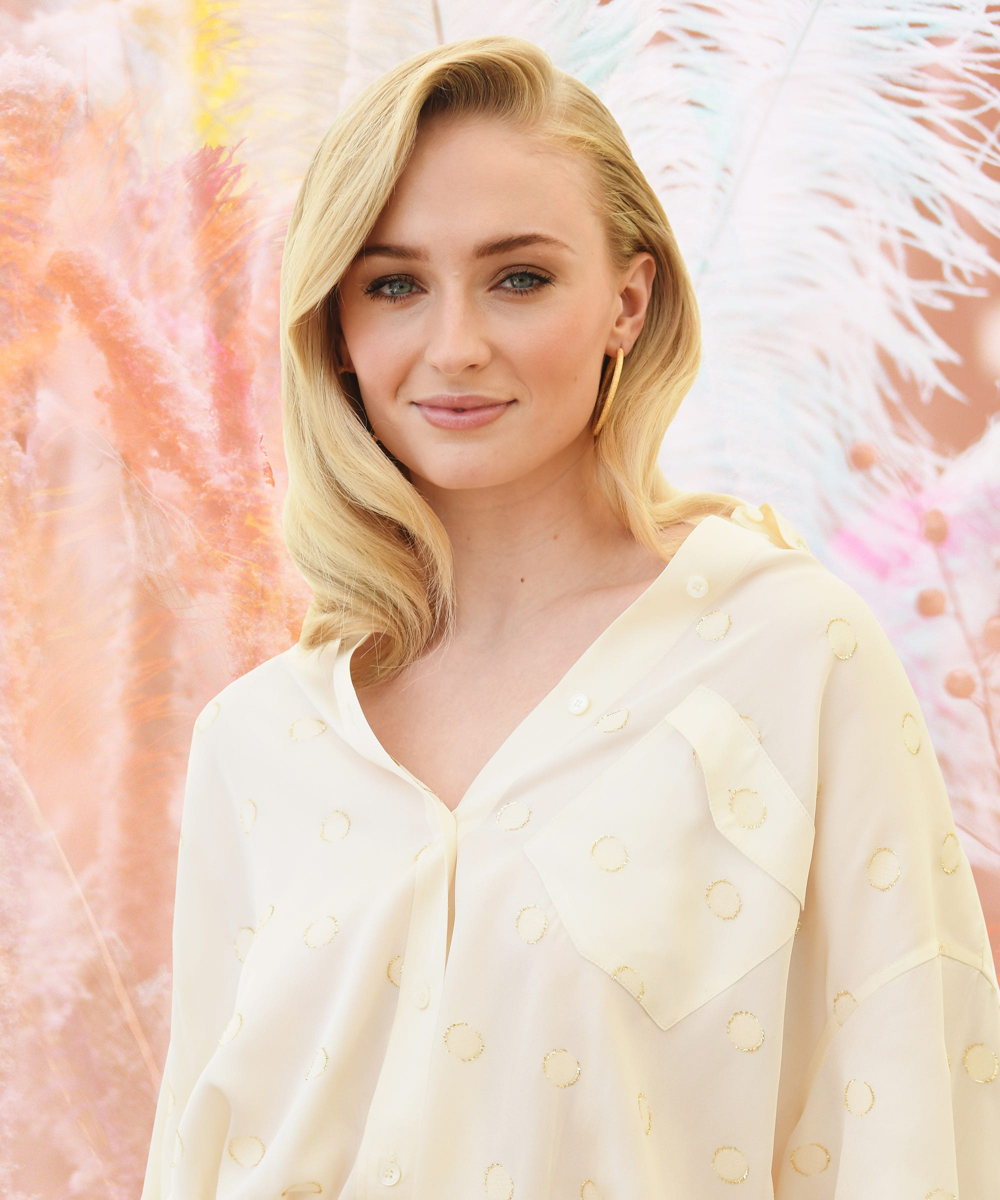9ba0a3f89 The Real Meaning Behind Sophie Turner's Dainty Tattoos