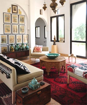 Marrakesh By Design — Moroccan Design On A Budget