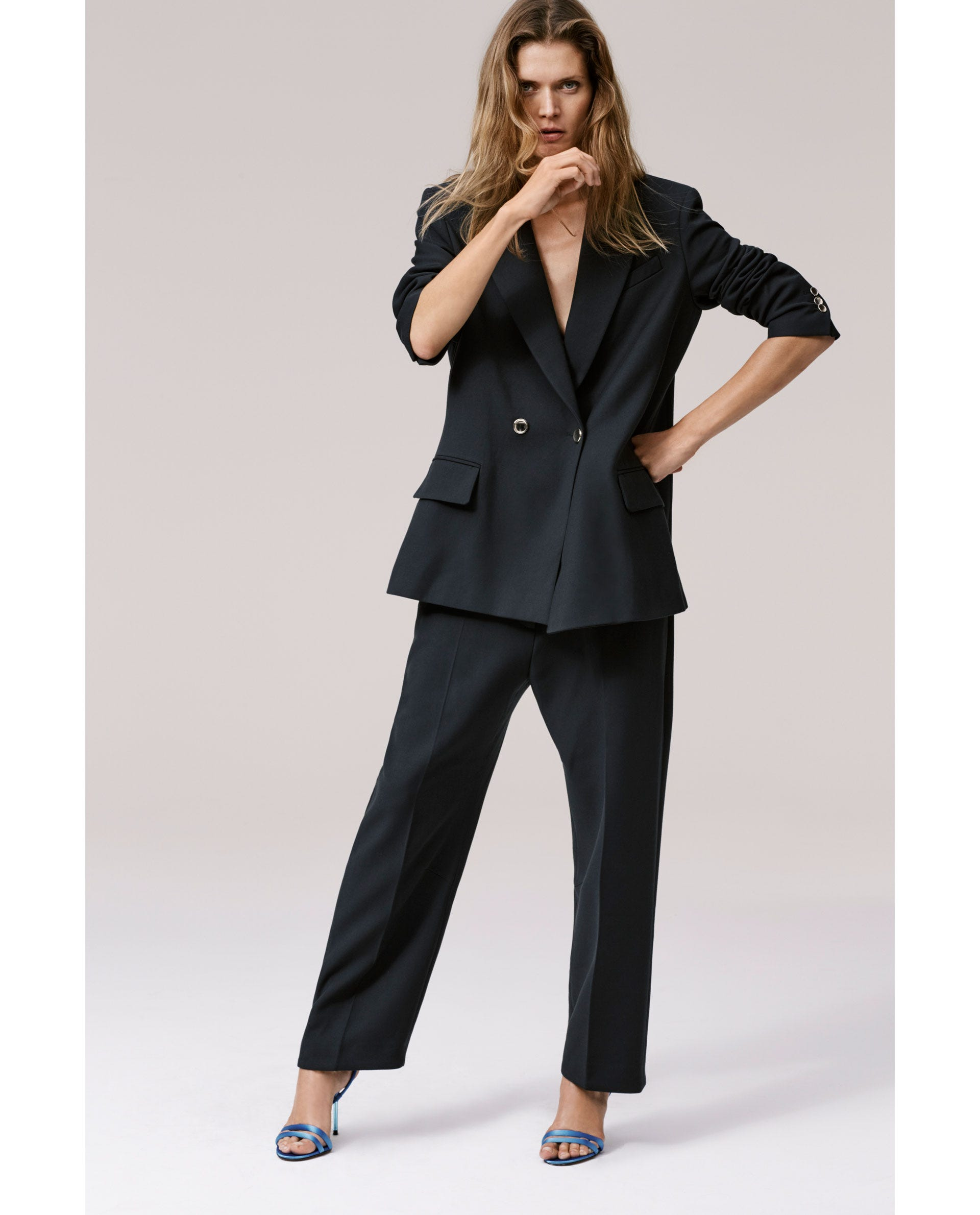 08d8392ad54 Zara Timeless Collection Uses Models Over Forty Fall