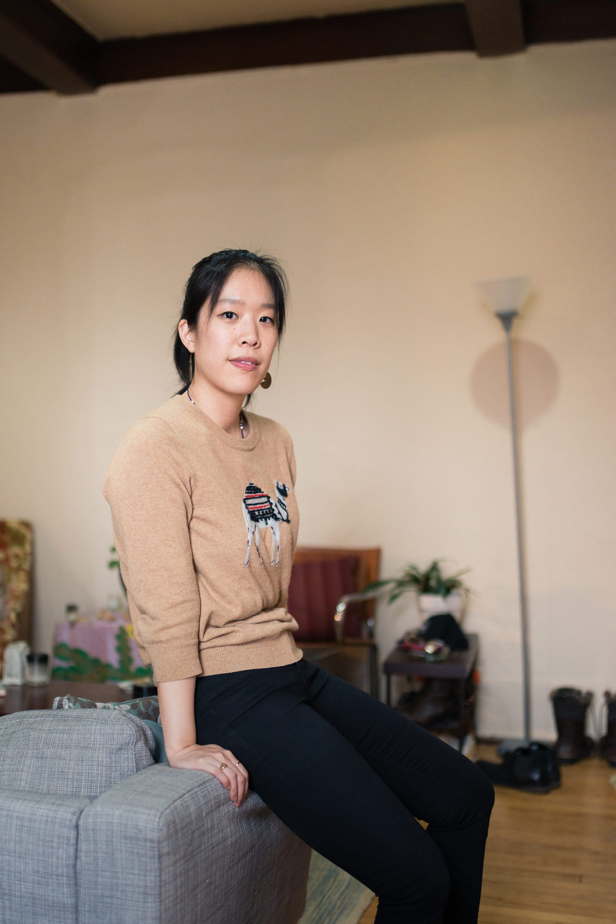 How Lillian Li Went From Harry Potter Fan Fiction To Writing Her First Book