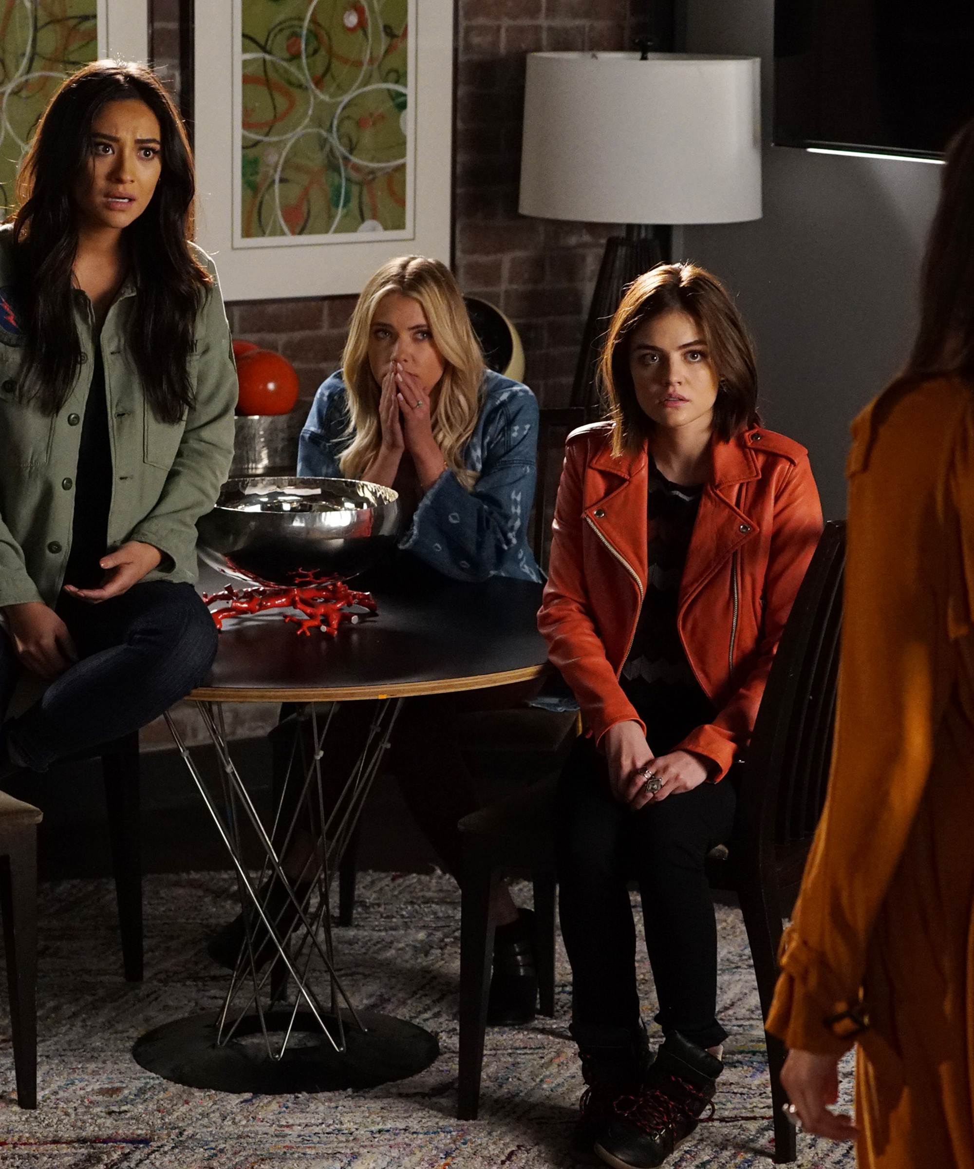 Pretty Little Liars Everyone Who Was A, Team Characters