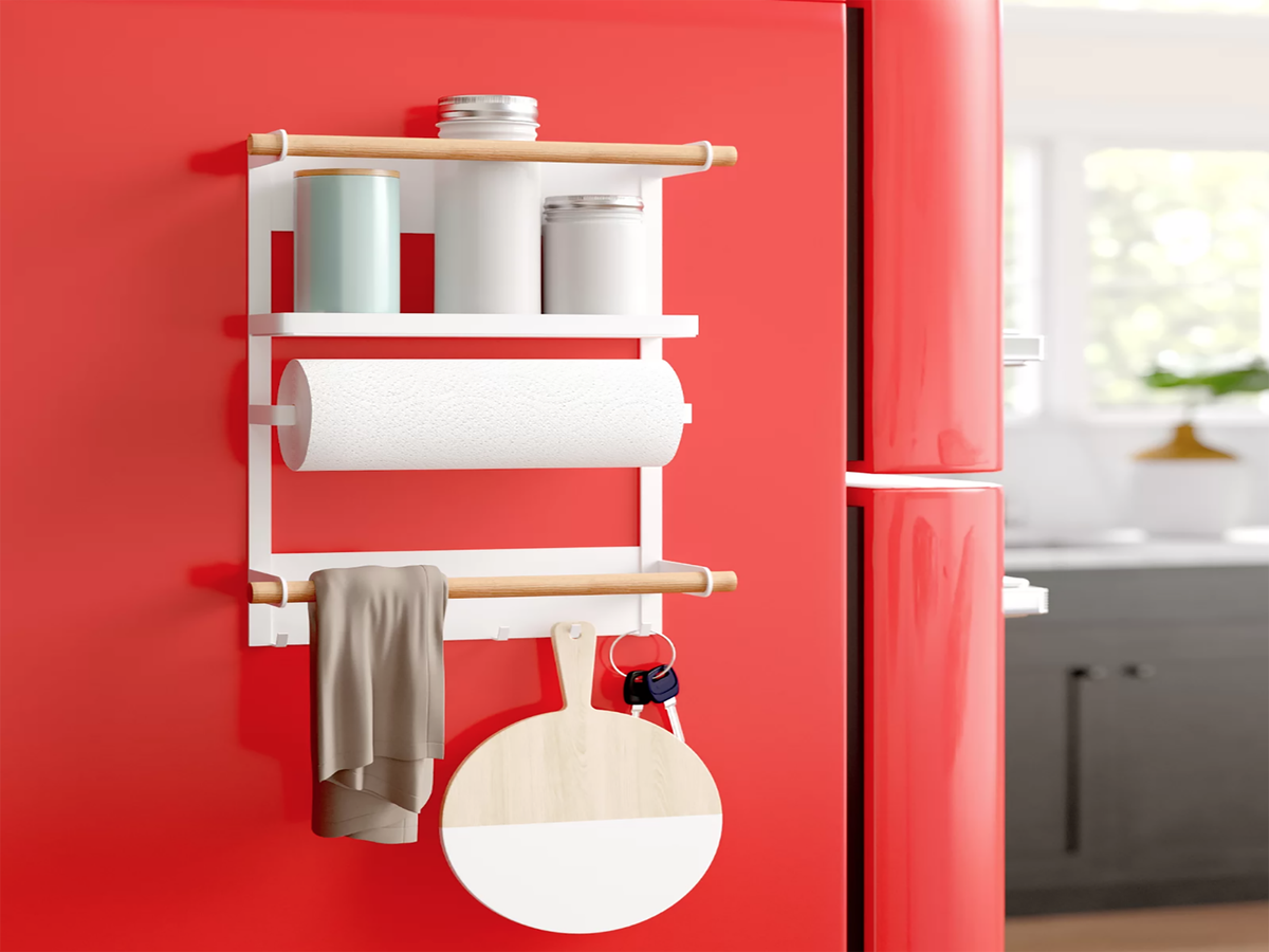 The Sharp Kitchen Essentials That Will Actually Help Keep You Organized