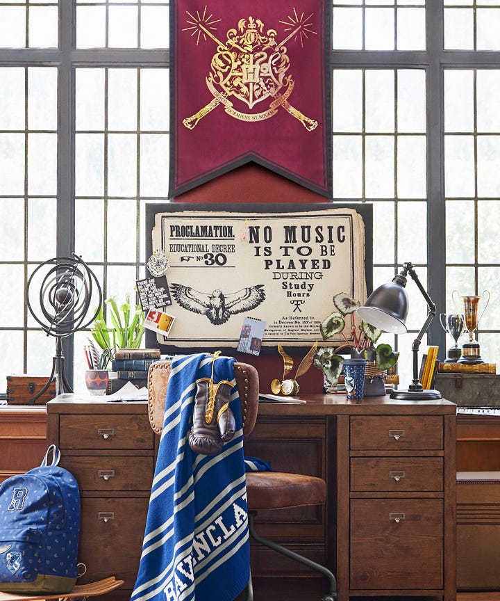 Harry Potter PBTeen Home Furnishings Decor Collection