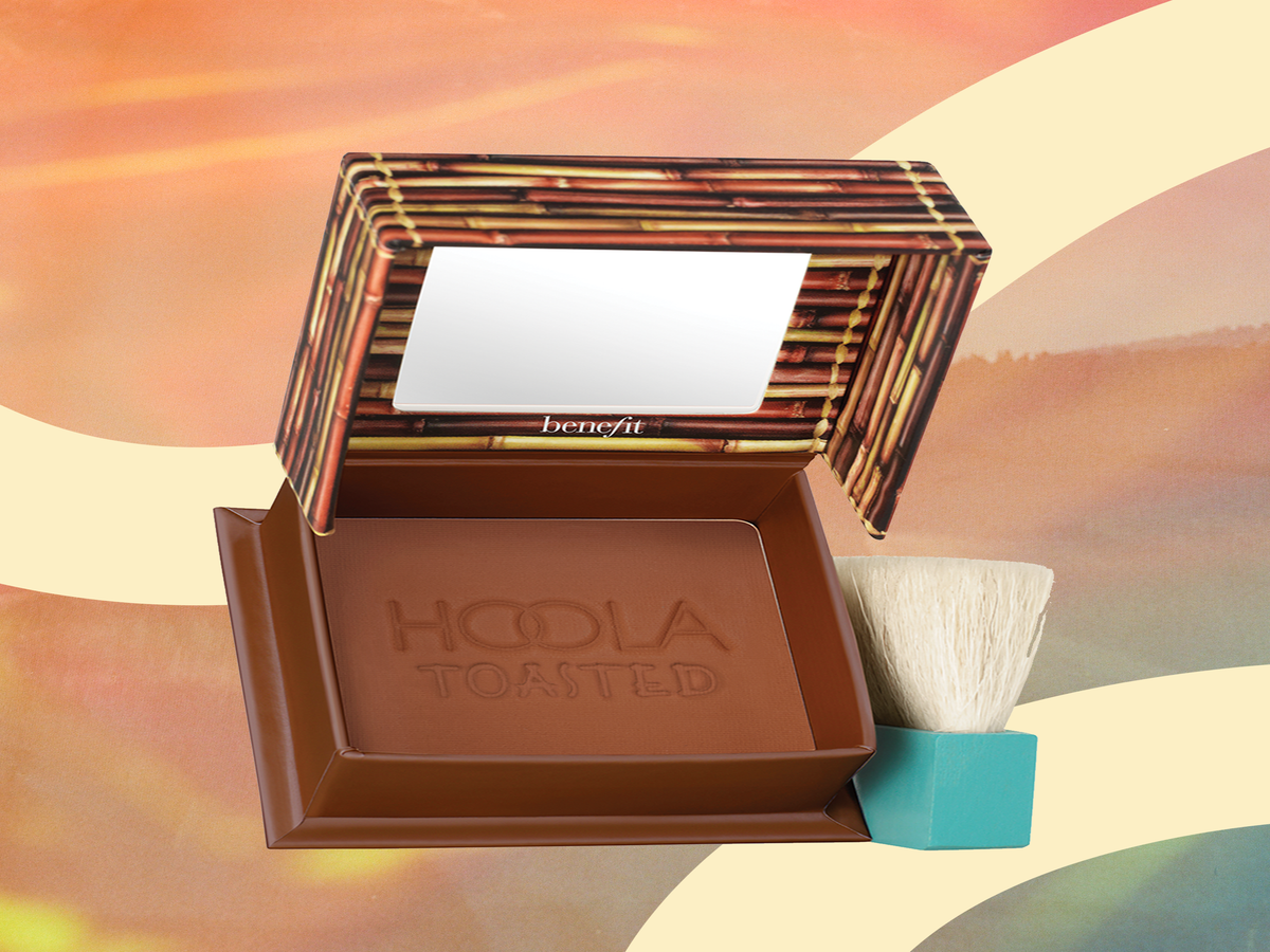 We Tried The New Darker Shades Of Benefit s Hoola Bronzer — & They re Legit