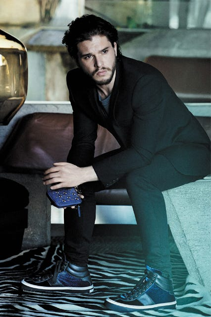1450d6ce22dd Kit Harington Jimmy Choo Man Ad
