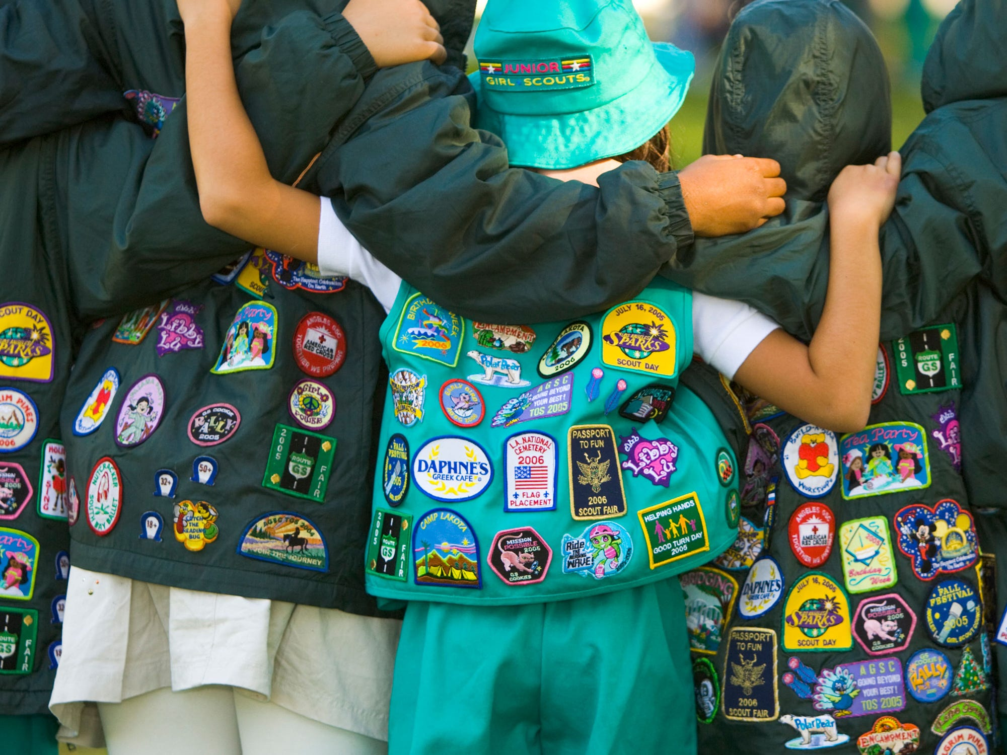 14 most beautiful scouts in history