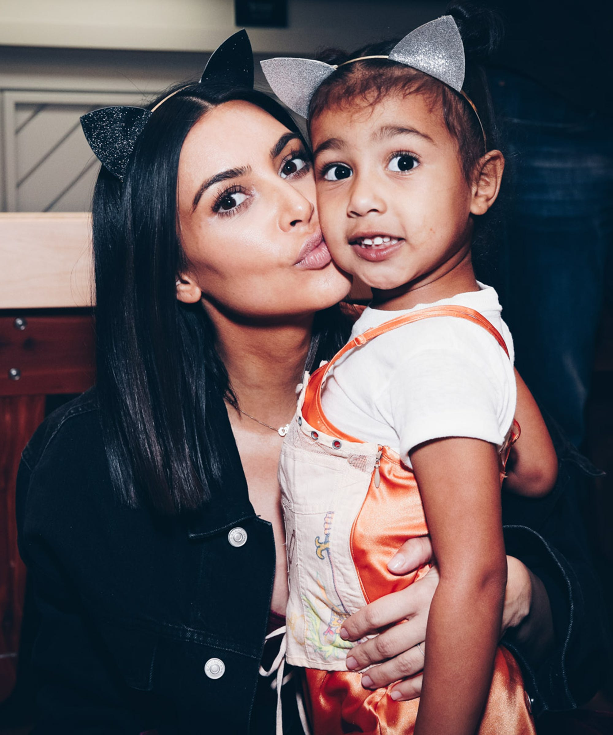 KUWTK Glanced At North West's Blackness With One Celebrity Cameo